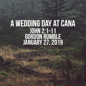A Wedding Day at Cana