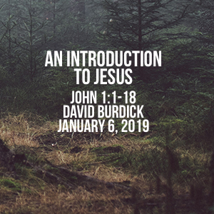 An Introduction To Jesus