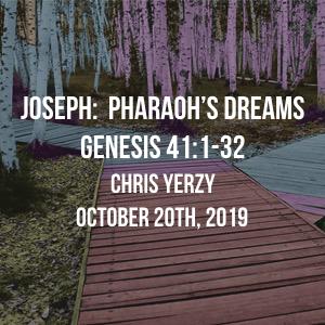 Joseph: Pharaoh's Dreams