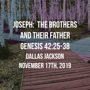 Joseph:  The Brothers and Their Father